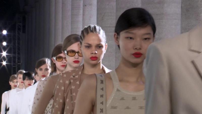 Max Mara Spring Summer 2018 women's Collection