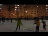 Вечер на коньках. Южный округ