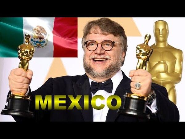Mexico Mejor Director y Mejor Película Guillermo del Toro Ganador de Dos Premios Oscar