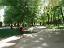 Страус, который знал, как жить дальше, бегал по парку Революции