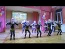 Танец Чунга чанга концерт ко Дню матери 24.11.2017