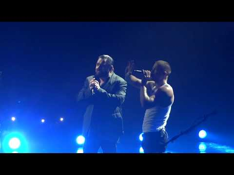 Imagine Dragons Marian Gold - Forever Young (Alphaville Cover) (Vienna, Austria 15 April 2018) HD