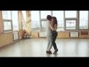 КИЗОМБА Юра Ксения Новосибирск Пермь Kizomba urbankiz Improvisation JB piano solo. Yuri Ksenia