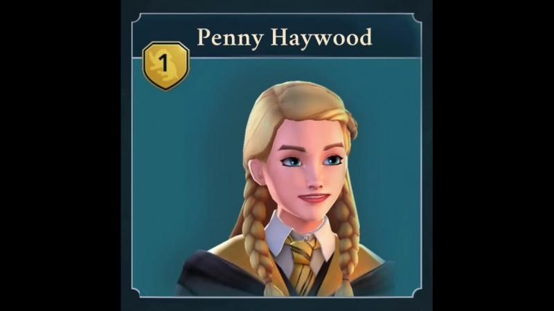Harry Potter Hogwarts Mystery - Penny Haywood