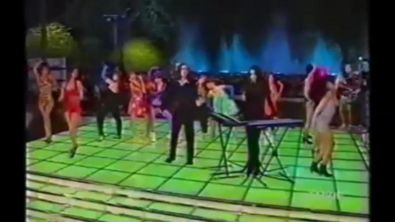 Antico - We Need Freedom (Live Concert 90s Exclusive Techno-Eurodance 1991)