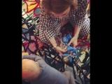 Максим Виторган поделился трогательным видео с Ксенией Собчак и подрастающим сыном