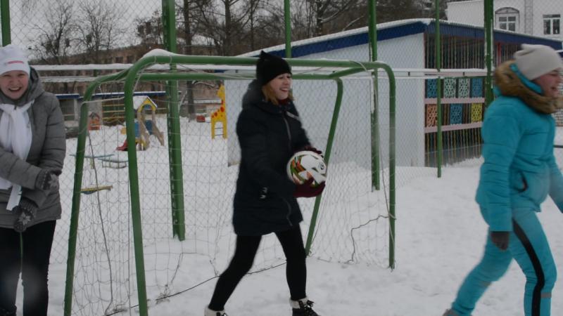 Футбольный турнир среди педагогов детского сада