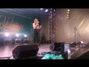 Выступление озерчанки Анастасии Федюкиной на сцене ЯГП2018. Закрытие.
