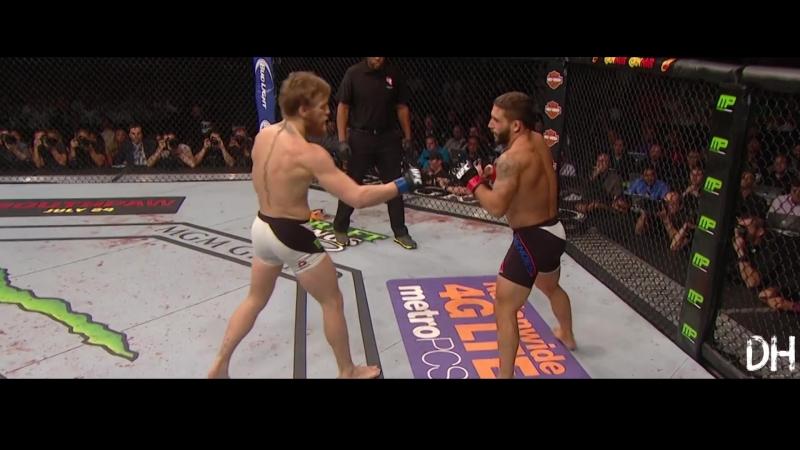 Conor Mcgregor vs Chad Mendes Fight Highlights    Конор МакГрегор vs Чед Мендес Лучшие моменты