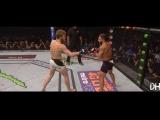 Conor Mcgregor vs Chad Mendes Fight Highlights || Конор МакГрегор vs Чед Мендес Лучшие моменты