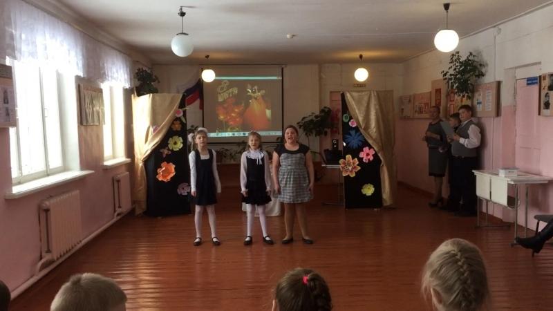 Три подружки МБОУ Тирянская ОШ 07 03 188