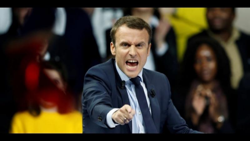 🔴OPCW, OIAC, à la Haye, Pays-Bas Macron a bombardé la Syrie sur des fausses preuves Yandex