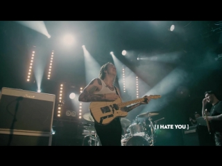 Snapshots Frank Carter and the Rattlesnakes - Wild Flowers, I Hate You – ARTE Concert