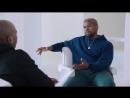 Интервью Kanye West Чарламану, часть 4 с переводом [QUEENSxPAPALAM]