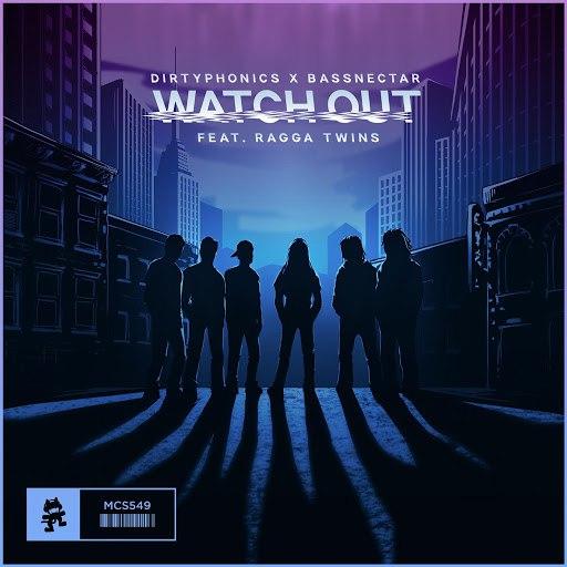 Dirtyphonics альбом Watch Out (feat. Ragga Twins)