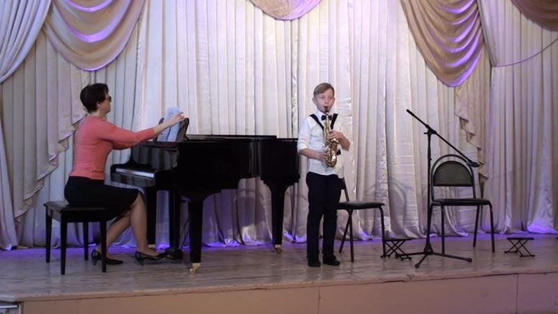 2 место в номинации Инструментальное исполнительство, Кузнецов Иван