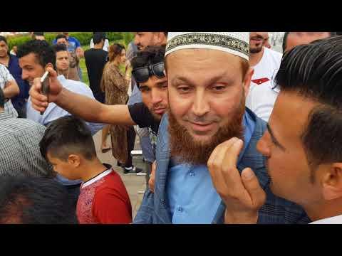 الاخبار الجدید الشیخ علي محمود مع الشعب ال 1