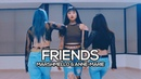 Marshmello Anne-Marie - FRIENDS : Gangdrea Choreography
