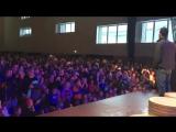 Встреча Мартена в Преманоне 31.03.2018