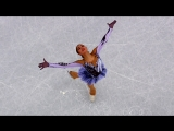 Alina Zagitova NBC short  from above olympic 2018