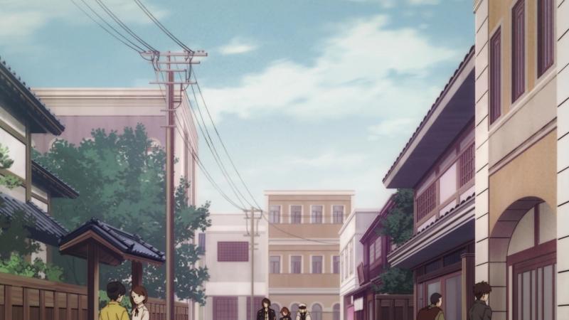 Nil Admirari no Tenbin - Teito Genwaku Kitan | Беспристрасные весы: загадочная история столицы | AniDub серия 9 [Azazel, Jade, B