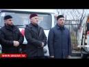Рамзан Кадыров передал медучреждениям Чечни ключи от 21 нового автомобиля скорой помощи