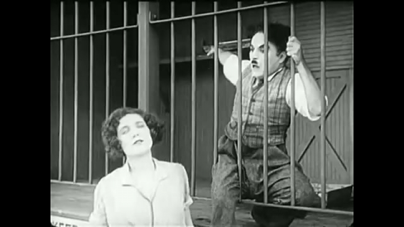 Charlie Chaplin - The Lions Cage (1)