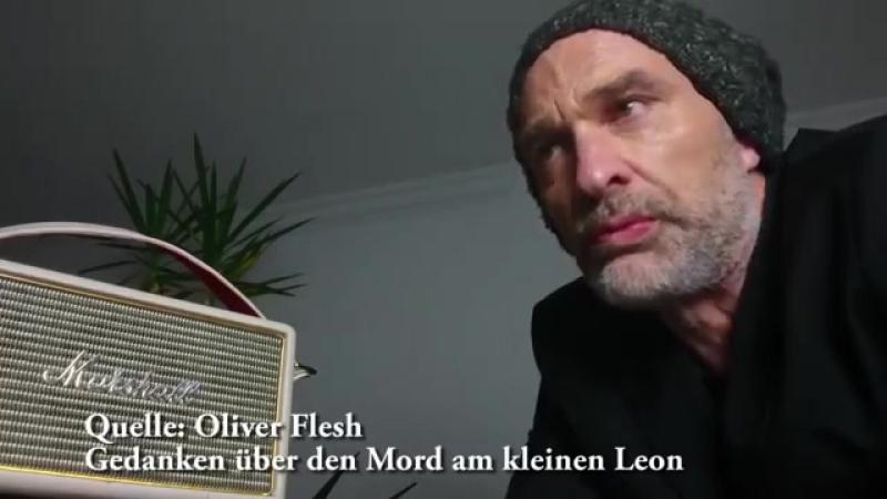 Mord an Leon 14 J Kommentar Oliver Flesh 23 01 2018