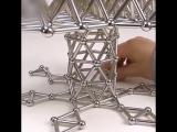 Магнетическая скульптура