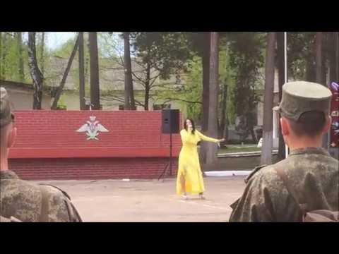 VIA-Летта(Виолетта Дядюра)/Видео отчёт сольных концертов к дню Победы/социальная программа