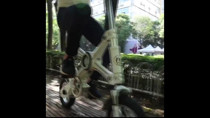 Электровелосипед Askmy X3