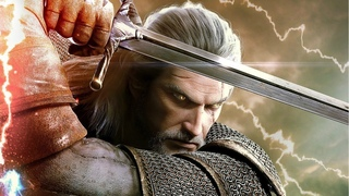Soulcalibur 6 Geralt of the Witcher 3 Gameplay Reveal - IGN Live E3 2018