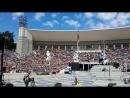 XXVI Vispārējie latviešu Dziesmu un XVI Deju svētki Koncerta Zvaigžņu ceļā mēģinājumā 05 07 2018