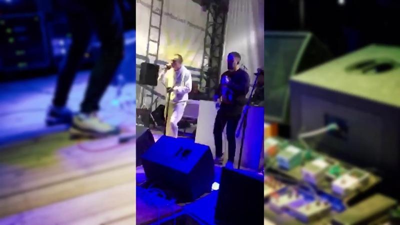 AR$N x KAY - Butterfly (Come My Lady). Live Пляж, Браслав 09 июня 2018