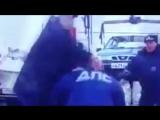 Пьяный водитель ударил ножом автоинспектора в Саратовской области
