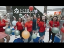 Корпоративное видео ко Дню торговли Мега позитив от коллектива компании Барис