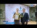 Губернатор Астраханской области наградил почетными грамотами представителей СМИ региона