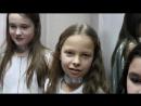 перед выступлением на Гала- концерте лауреатов открытого фестиваля искусств Рождественская звезда. Коллектив Ритм
