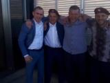Встреча братьев спецназовцев