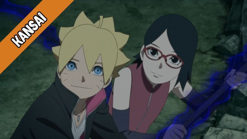 [KANSAI] Boruto: Naruto Next Generations 34 / Боруто: Следующее поколение Наруто 34 серия [Русская озвучка]