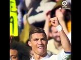 Twitter Ла Лиги опубликовал подборку с Роналду и Месси