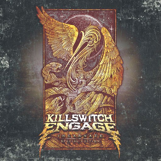Killswitch Engage альбом Incarnate (Special Edition)