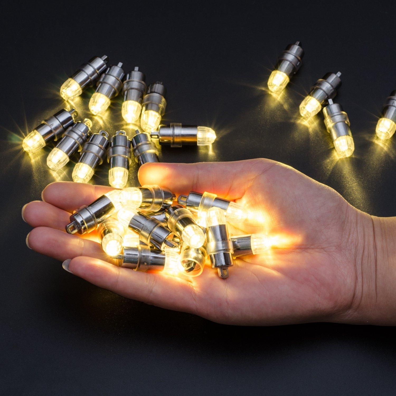 Светодиодные лампочки.