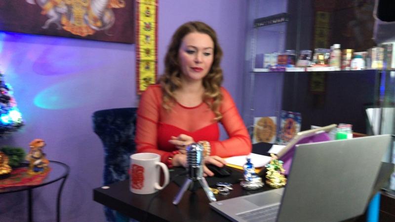 Ольга Николаева-астролог, мастер фэншуй, джйотиш — Live