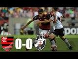 Flamengo 0 x 0 Vasco (HD 720p) Melhores Momentos - Campeonato Carioca 27012018