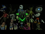 DAGames Medley SFM Song Animation!