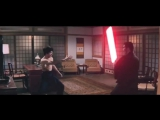 Bruce Lee vs. Hiroshi Suzuki   Lightsaber Duel