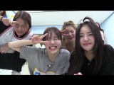 171115 Yujeong - Unit G White Team  My Turn Practice Behind @ Твиттер The Unit (TheUNIT_KBS2017)