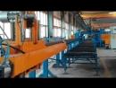 3-D Сверлильный станок для двутавровых балки