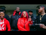 Cardi B - Red Barz (WSHH Exclusive - Official Music Video)